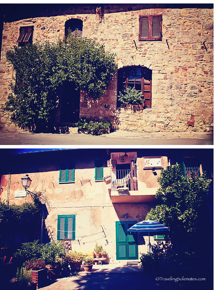 Homes in Bolgheri, Tuscany, Italy