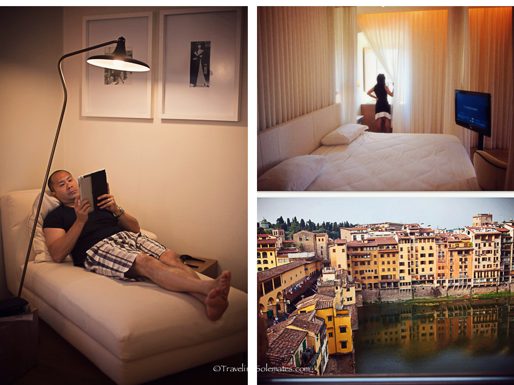 Hotel Continentale, Florence, Italy