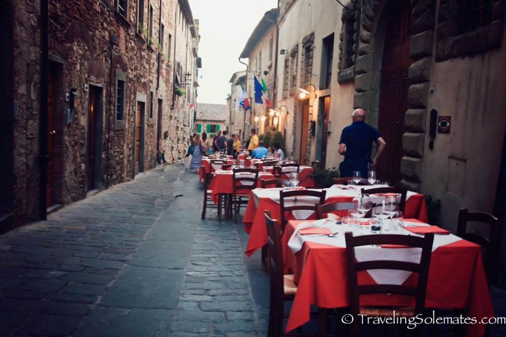 Donato in Poggio, Tuscany, Italy