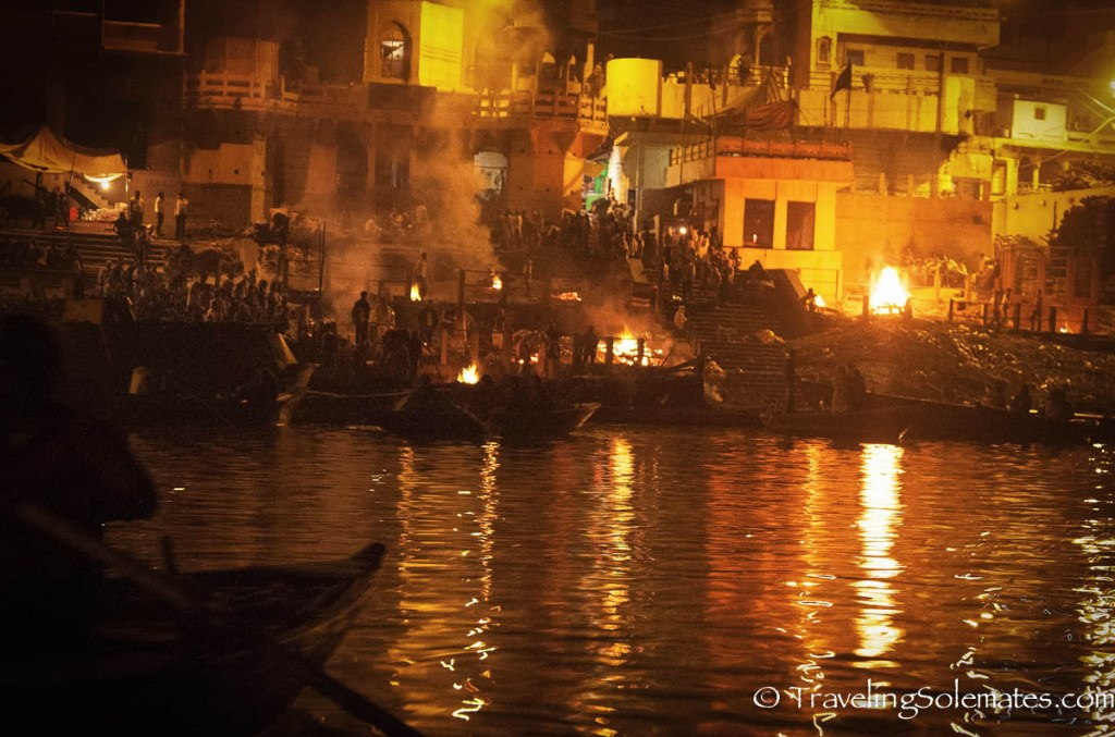 Cremation Bhat, Ganges River, Varanasi, India