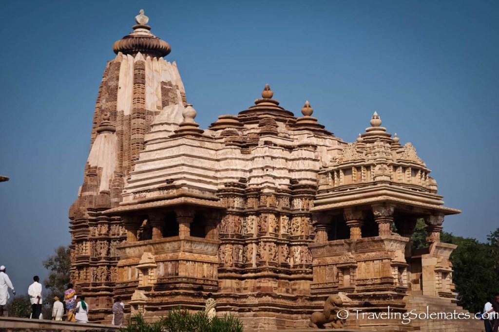Chitragupta Temple, Khajuraho, Inida