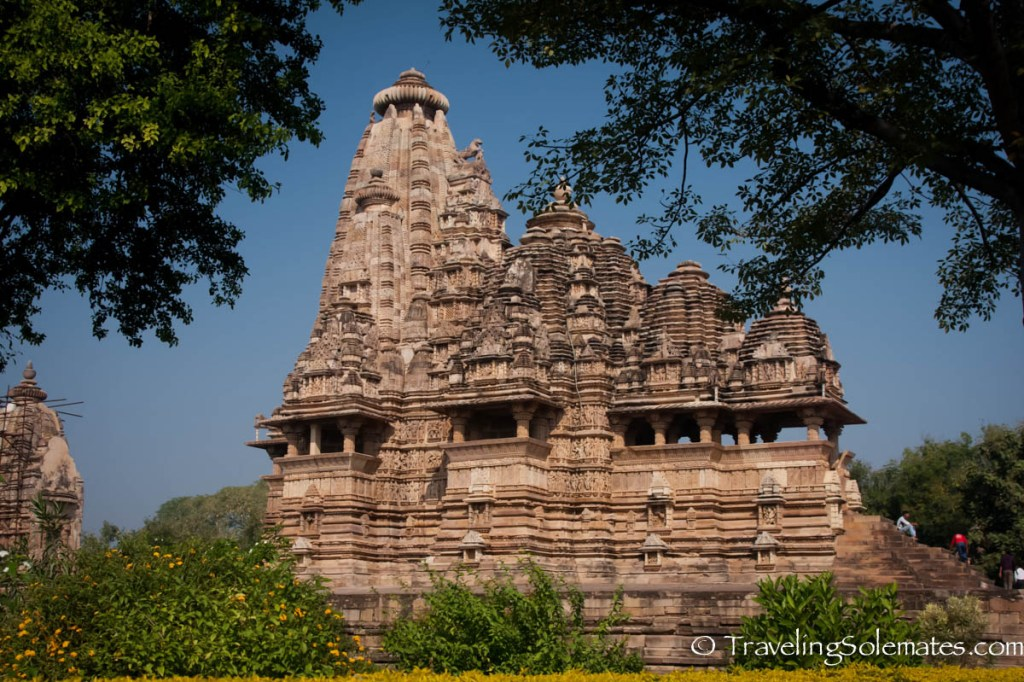 The Visvanath Temple, Khajuraho, India