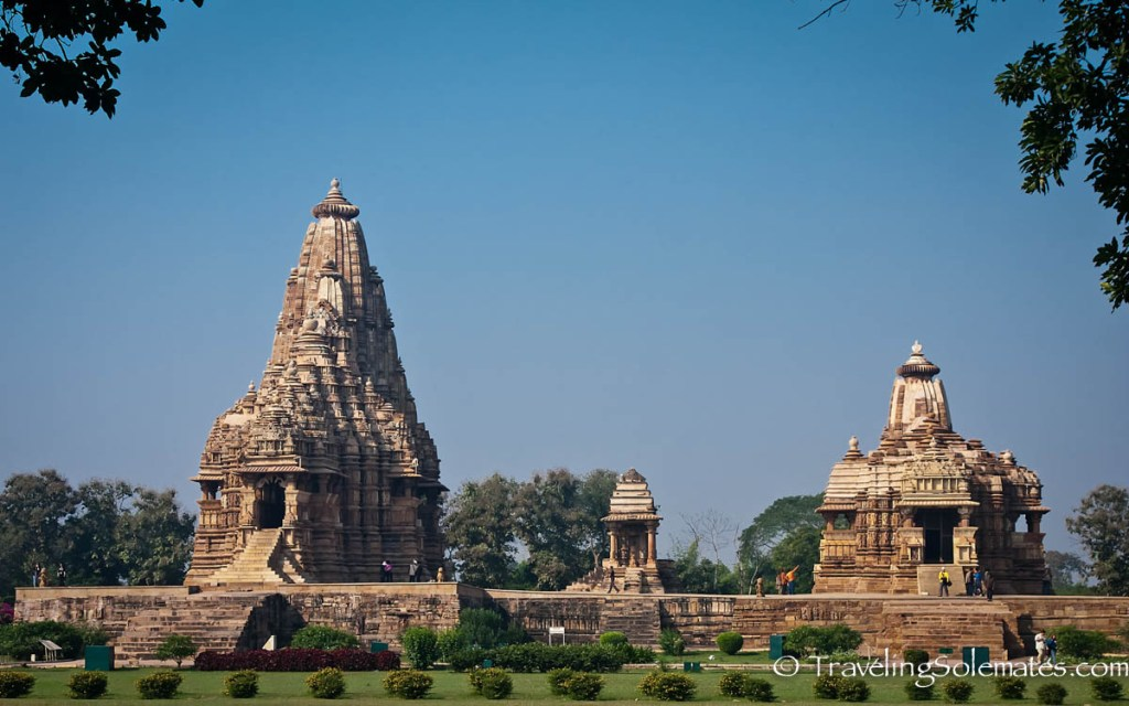 The Kandariya and Chitragupta Temples