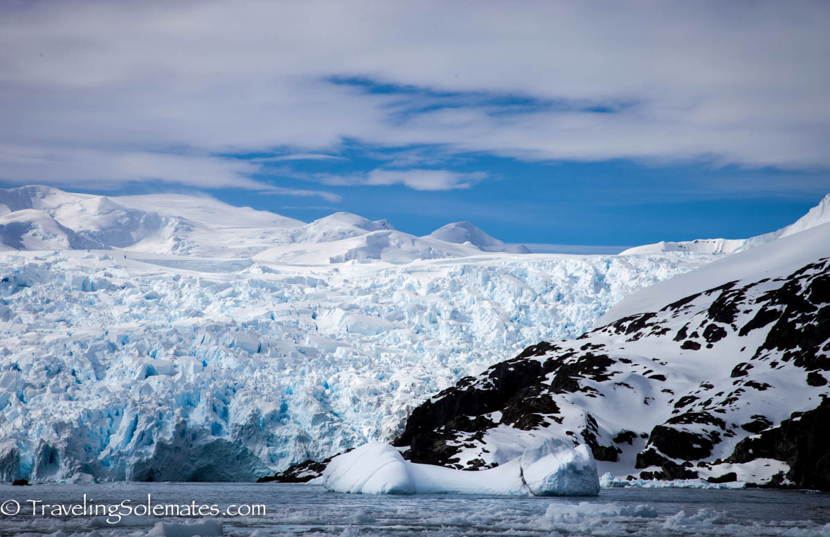 Glaciers in Cierva Cove, Antartica, National Geographic Exploere, Lindblad Expeditions