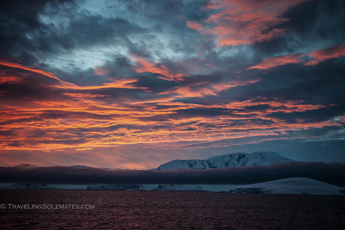 Sunrise in Antartica, Natioanal Geographic Expeditions, Lindblad Expeditions.jpg