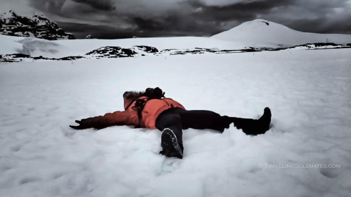 Sea Ice Walk,Port Lockroy, Antarctica, Natioanl Geographic Explorer, Lindblad Expeditions
