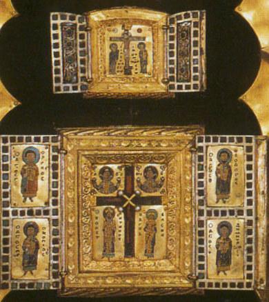 Byzantine Triptychs