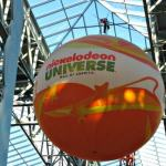 Postcard from Nickelodeon Universe