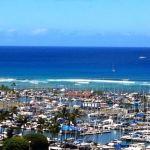 Postcard from Honolulu, Hawaii