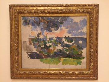 Cezanne at Phillips Collection