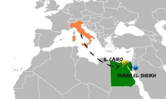 Viaggiare in Egitto: io ho scelto di partire