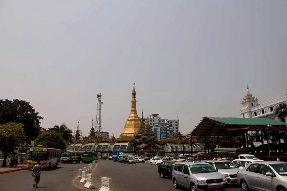 Yangon photos
