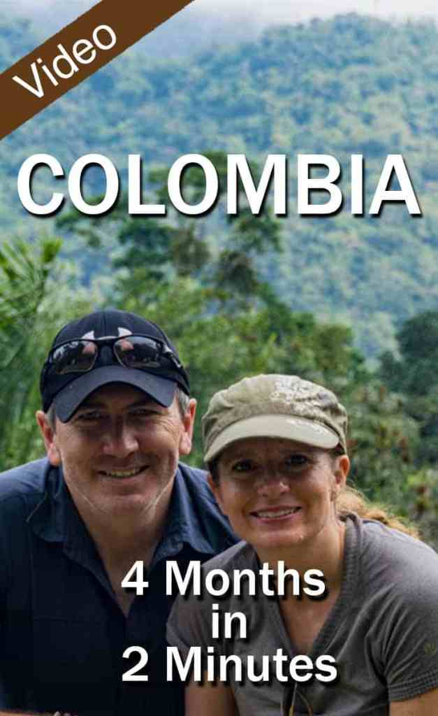 Four months in Colombia in Two Minutes_PIN