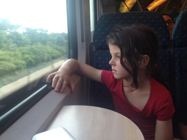 Ruby train