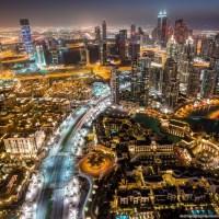 Dubai dall'alto come non l'avete mai vista