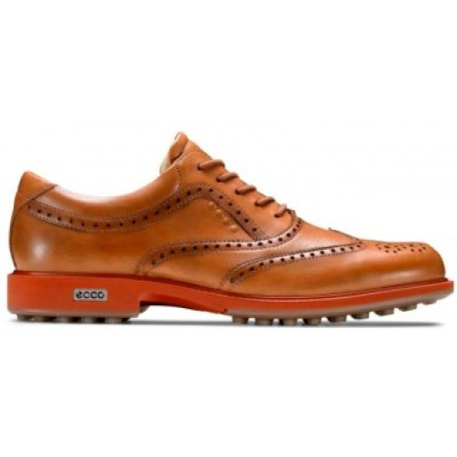 Ecco Tour Hybrid HydroMax™ Golf Shoe 141514 (Lion/Burnt Ochre)