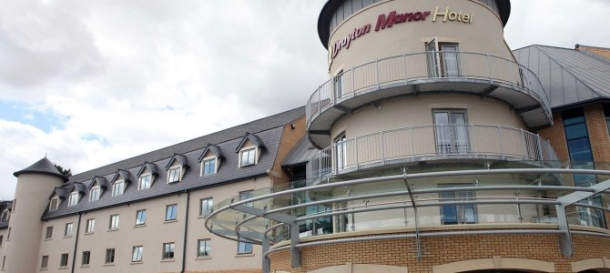 Review of Drayton Manor Hotel