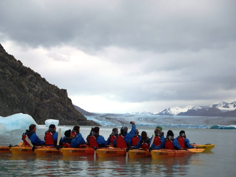 Kayaking to Glaciers: The Coolest Thing You'll Ever Do.