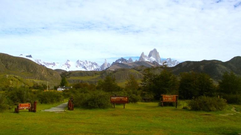 4 Glacier Mountains