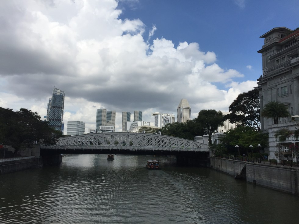 An Adventure Guide to Singapore