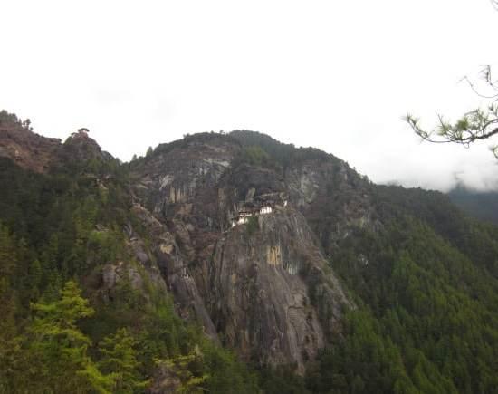 Tiger Monastery paro