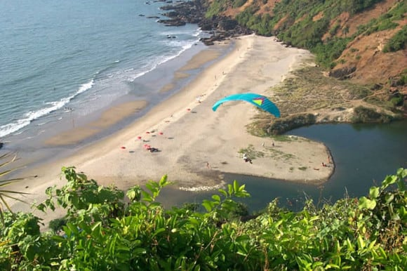 Arambol Beach (Places to visit in Goa)