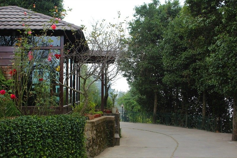 the terraces kanatal