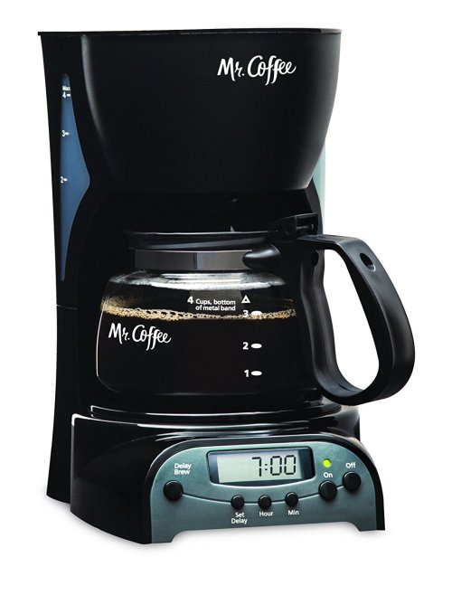 Medium Of Travel Coffee Maker