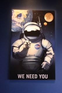 Die NASA sucht Verstärkung: Angeblich sind die ersten Astronauten, die zum Mars unterwegs sein werden, gerade im Teenageralter ...