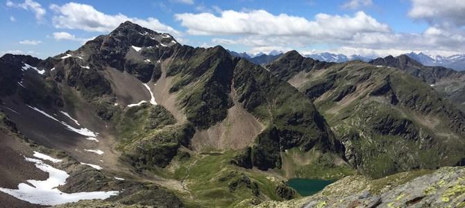 Bergwanderung in Osttirol: Unterwegs zum Geigensee und Regenstein