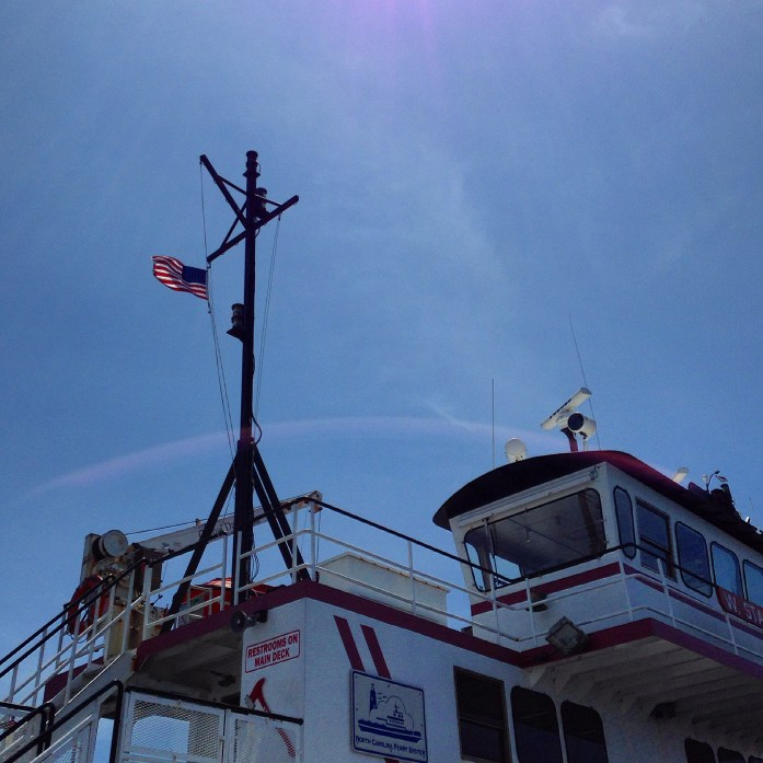 Things-to-do-in-the-Outer-Banks-Ocracoke-Island-ferry