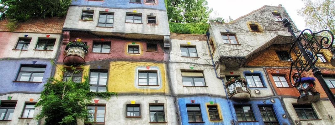 Hundertwasserhaus - An Amazing Housing Block