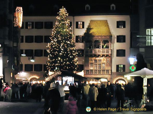 Innsbruck Christmas Market - Old Town