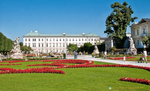 Mirabell Palace, Salzburg