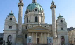 Karlskirche – A Church Dedicated to St. Charles Borromeo