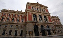 Wiener Musikverein, Vienna..