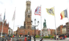 The Markt – Bruges Medieval Market Square