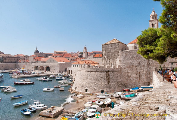 Dubrovnik Old Harbour