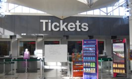 Ticket Booth © Travel Signposts