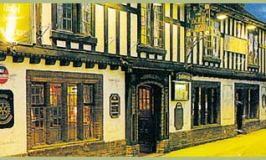 An Old English Inn