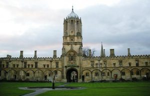 Christ Church College, Oxford University