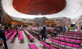 The Rock Church or Temppeliaukio Kirkko – Helsinki