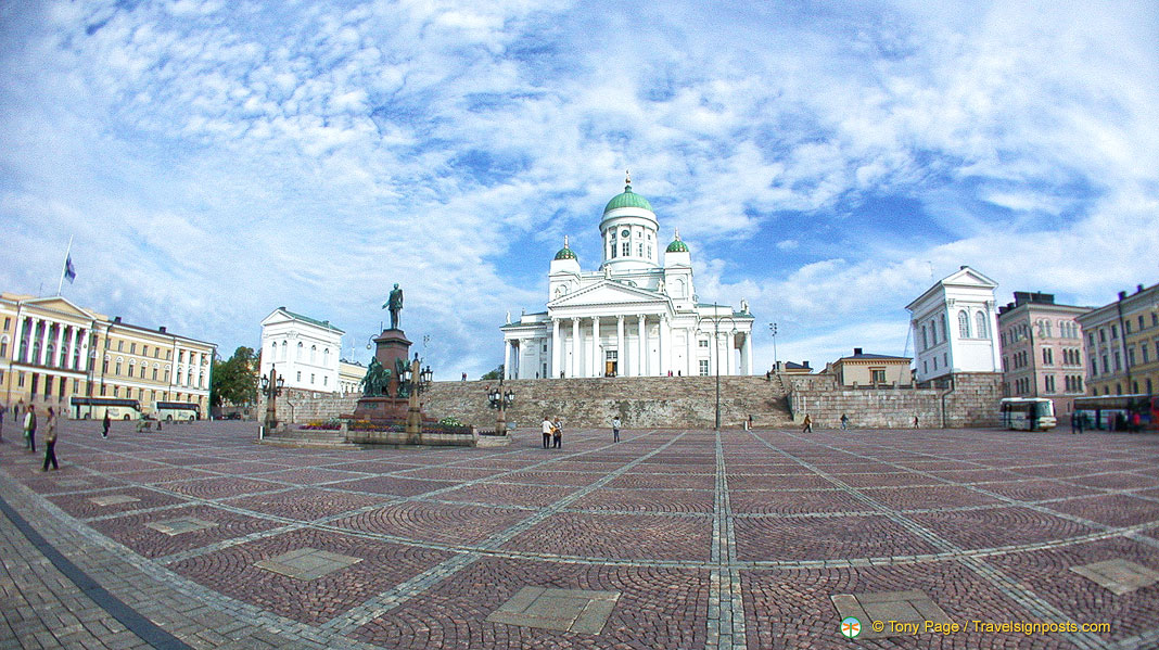 Helsinki - Finland's Capital City