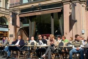 Esplanade Cafe, Helsinki