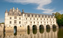 Château de Chenonceau – The King, the wife and the mistress!