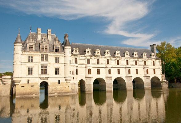 Chenonceau - Loire chateau
