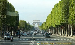 Champs-Elysées – Avenue of the Elysian Fields
