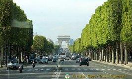 Champs-Elysées from Place de la Concorde