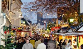 Rüdesheim – Christmas Market of Nations 2015