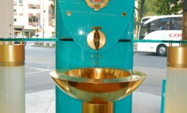 4711 Cologne Fountain - © Travel Signposts